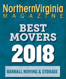 Randall Movers Best Movers 2018 Northern Virginia Magazine
